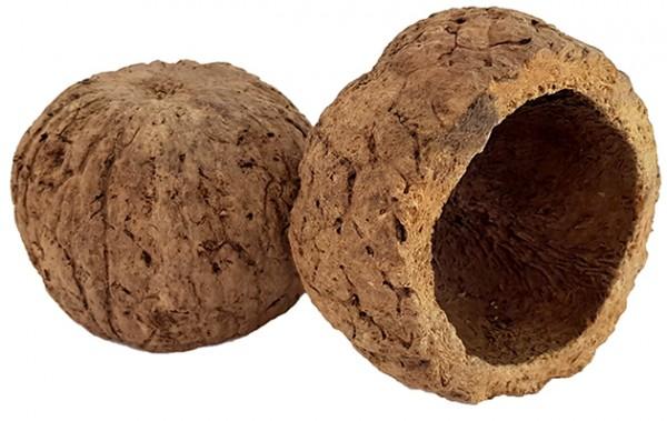 runder Übertopf - Kokosstyle